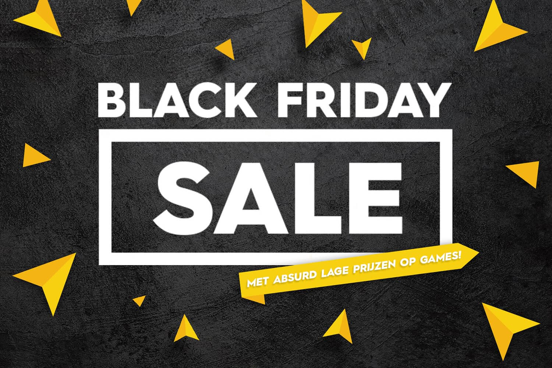 Black Friday GamePC.nl