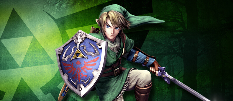 Meest memorabele game personages: Link