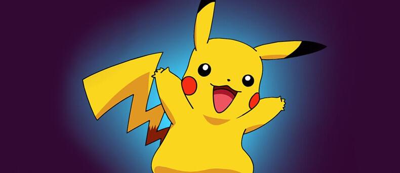 Meest memorabele game personages: Pikachu