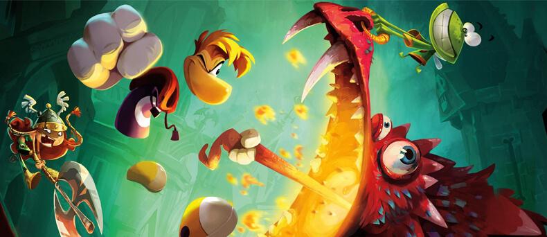 Meest memorabele game personages: Rayman