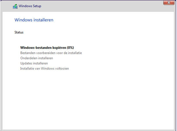 Windows Status