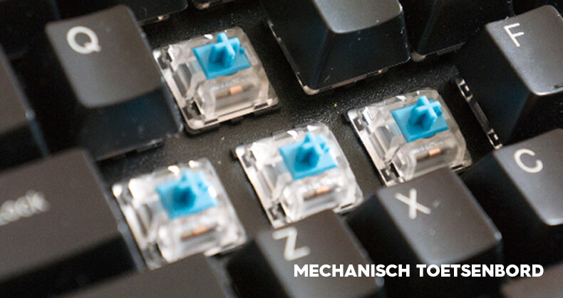 mechanische toetsenbord