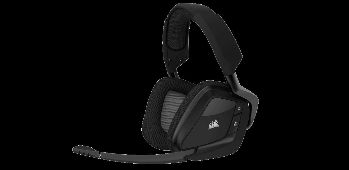 Corsair VOID Pro RGB Wireless Dolby 7.1 Black
