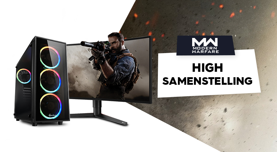 Modern Warfare High Game PC