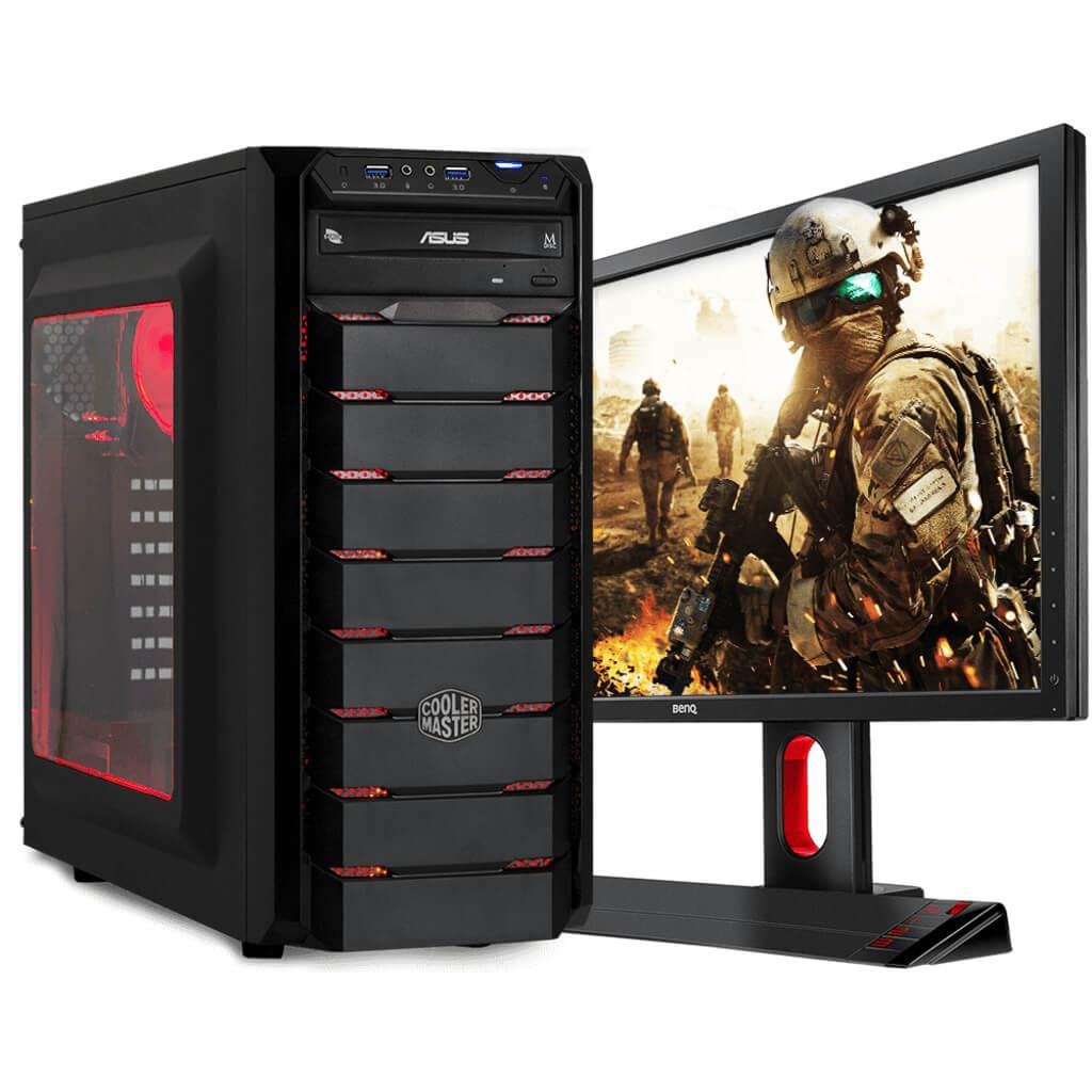 Stel jouw eigen AMD Game PC samen! - GamePC.nl