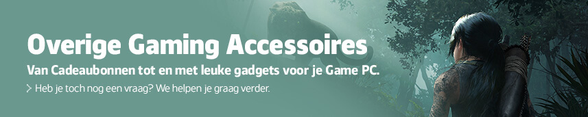 Overige Gaming Accessoires