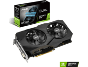 ASUS Dual GeForce GTX 1660 Super 6GB OC EVO