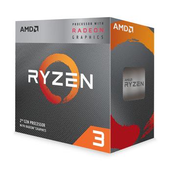 AMD Ryzen 3 3200G - Quad Core
