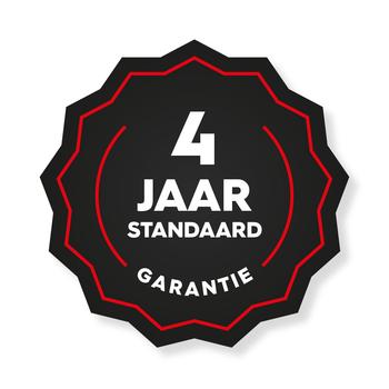 4 jaar Volledige Garantie (GRATIS)
