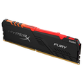 Kingston HyperX Fury RGB 8GB DDR4-3200