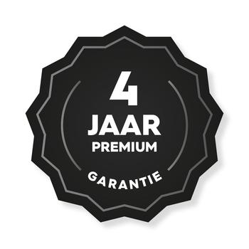 4 jaar Premium Garantie