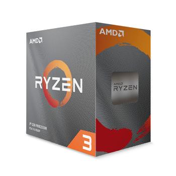AMD Ryzen 3 3300X - Quad Core