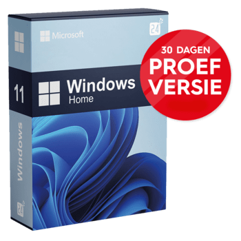 Windows 11 Home (30-dagen proefversie)