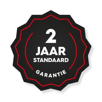 2 jaar Volledige Garantie (GRATIS)