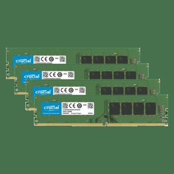 Crucial ValueRAM 64GB DDR4-2666