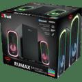 Trust GXT 635 RUMAX RGB BT 2.1 SPEAKER SET
