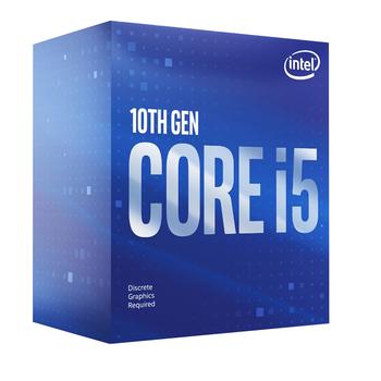 Intel® Core™ i5-10400F - 6 Cores