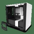 NZXT H210 Zwart/Wit