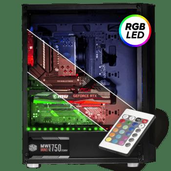 RGB LED verlichting