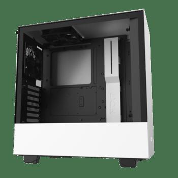 NZXT H511 - Zwart/Wit